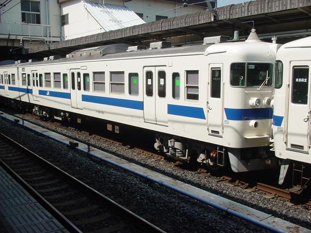 #4007 415系 クハ411-511 2005-8-30