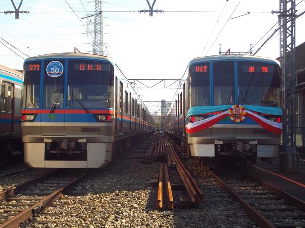 Photos: #4084 三田線6307F・6301F 2018-11-17