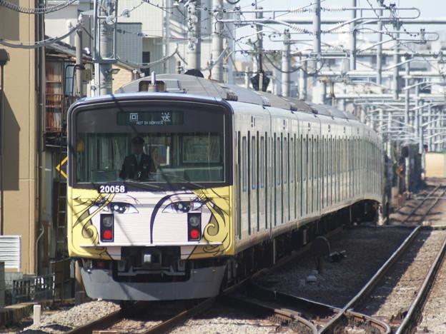 #4128 西武鉄道20158F@クハ20058 2019-3-24
