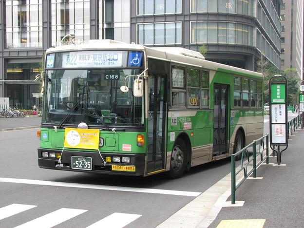 #4268 都営バスL-C168 2009-4-17