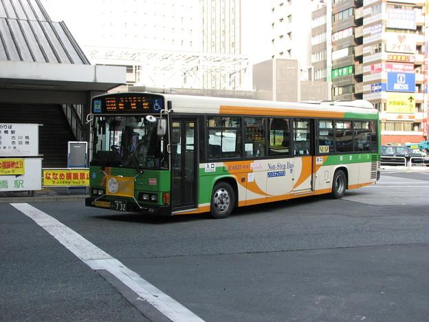 #4275 都営バスC-K627 2009-4-19