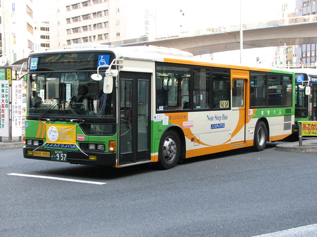 #4279 都営バスB-L663 2009-4-19