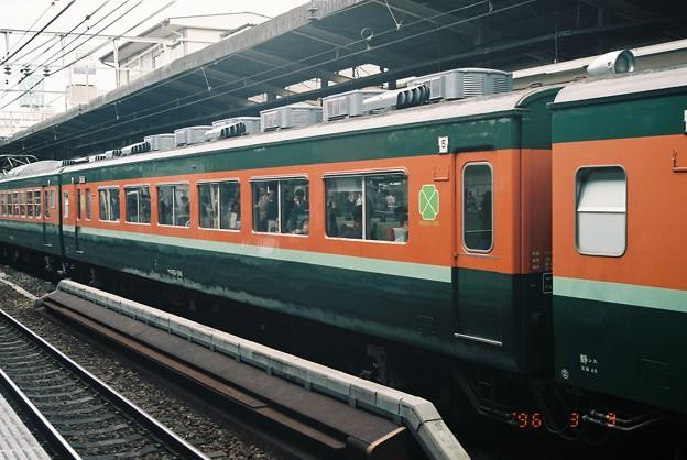 #4380 サロ165-106(静シス) 1996-3-9