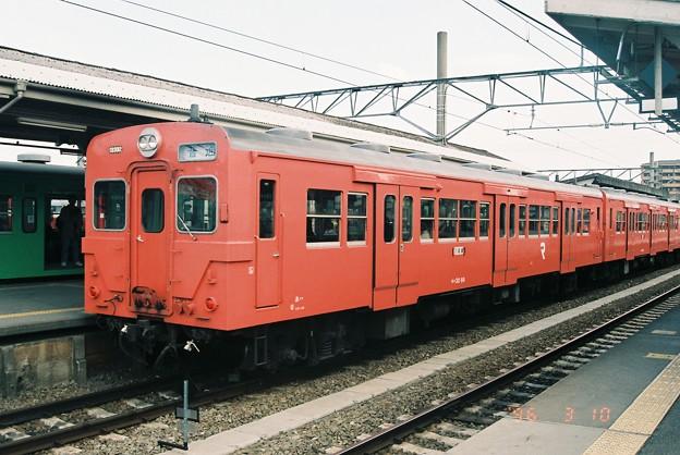#4384 キハ30 66(高タカ) 1996-3-10