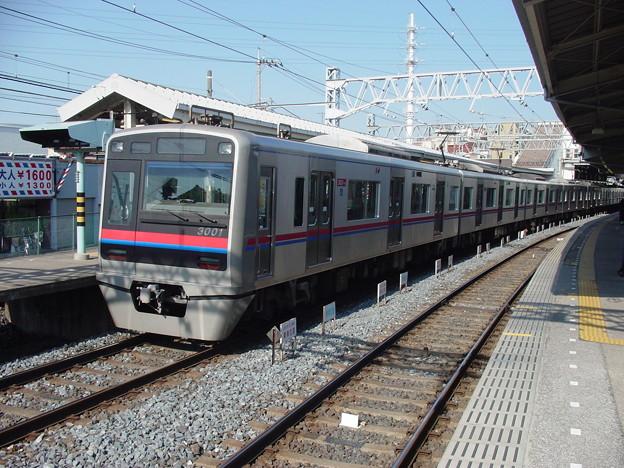 #4457 京成電鉄3001F 2006-5-4