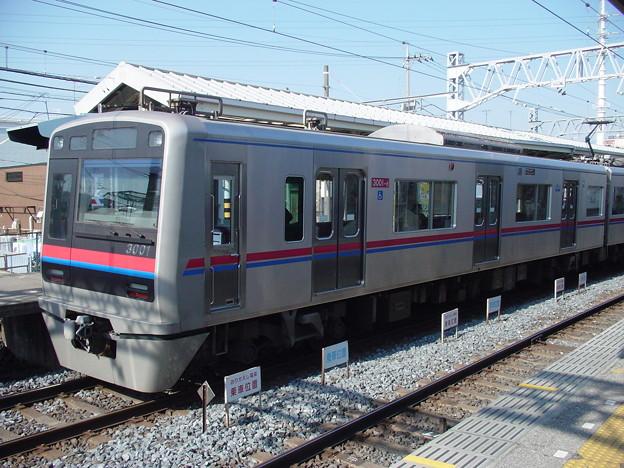#4458 京成電鉄C#3001-8 2006-5-4
