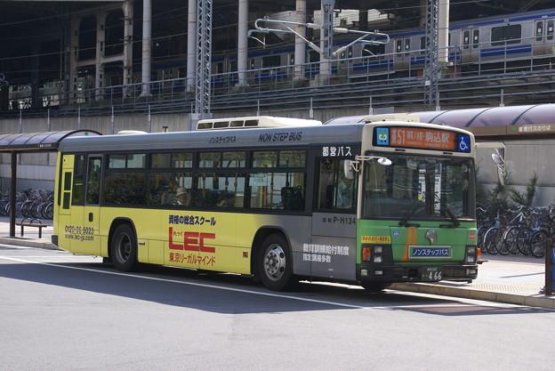 #5238 都営バスP-H134 2007-8-9
