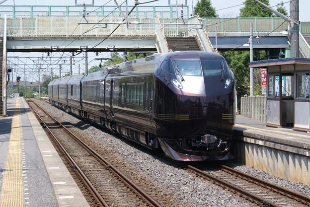 #5243 E655系6連試運転 2007-8-10