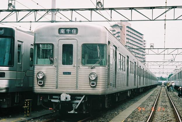 #5262 日比谷線3067F 1994-6-24