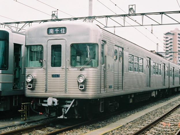 #5263 日比谷線クモハ3067 1994-6-24