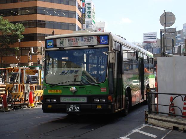 #5279 都営バスE-B745 2007-8-19
