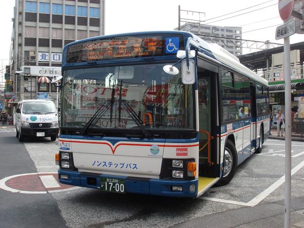 #5289 京成バスC#8110 2007-8-21