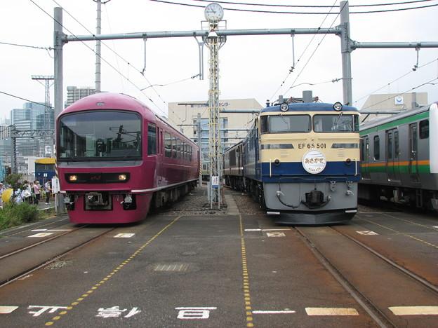 #5342 クロ484-7・EF65 501 2008-8-23