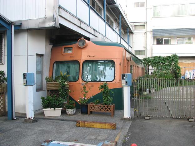 #5344 小山病院のクハ86レプリカ 2008-8-31