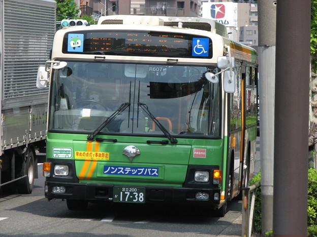 #5466 都営バスZ-R607 2008-9-17
