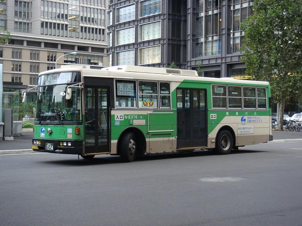 #5467 都営バスN-E376 2007-9-18