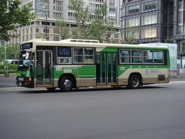 #5468 都営バスR-D254 2007-9-18