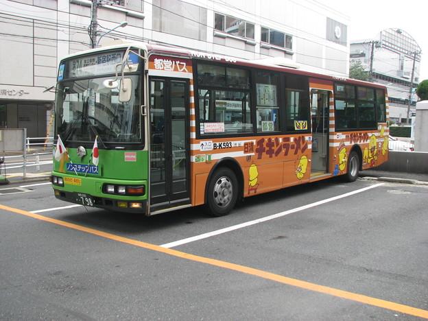 #5477 都営バスB-K593 2008‐9‐15