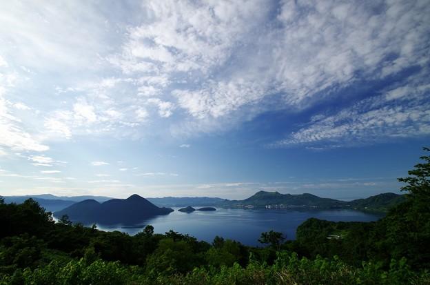洞爺湖展望