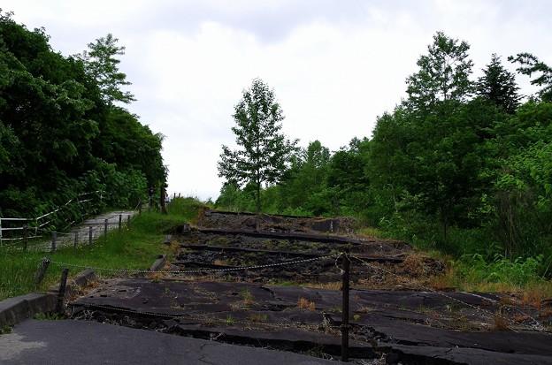 西山火口散策路10