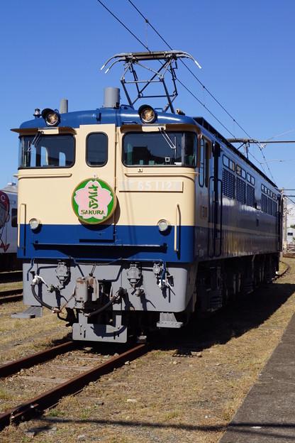 JR西日本 EF65 さくら