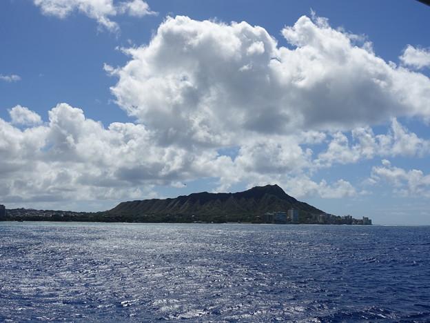 ハワイ ホノルル ダイヤモンドヘッド
