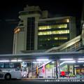 Photos: 交通センターに到着したひのくに号。