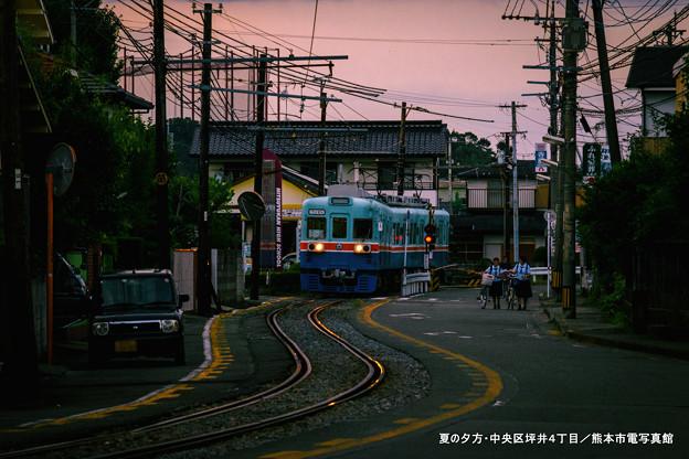 Photos: 夏の夕方。