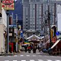 Photos: 朝市昼景