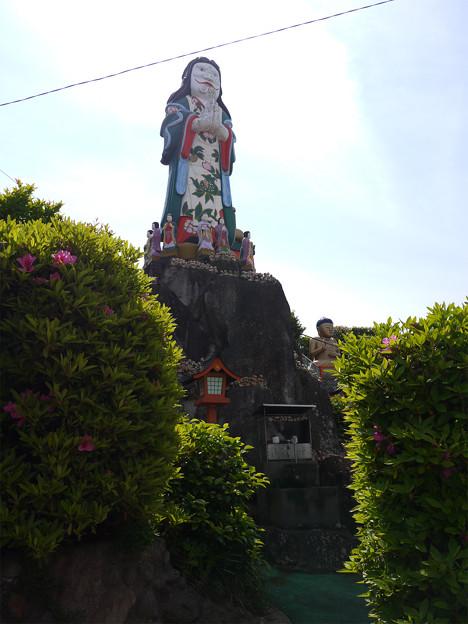 豊後高田の鬼子母神(4)