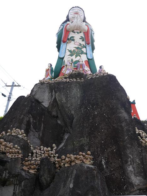 豊後高田の鬼子母神(3)