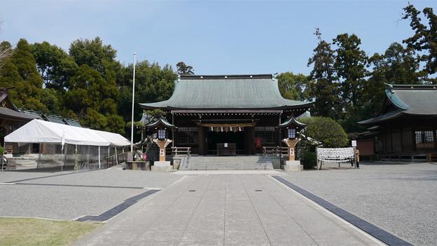健軍神社(3)