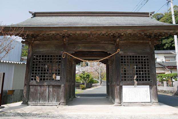 仁比山神社(2)