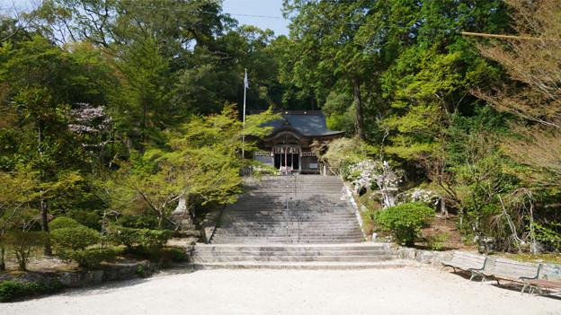仁比山神社(10)