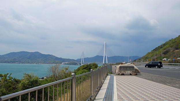 瀬戸田PA下り(1)多々羅大橋