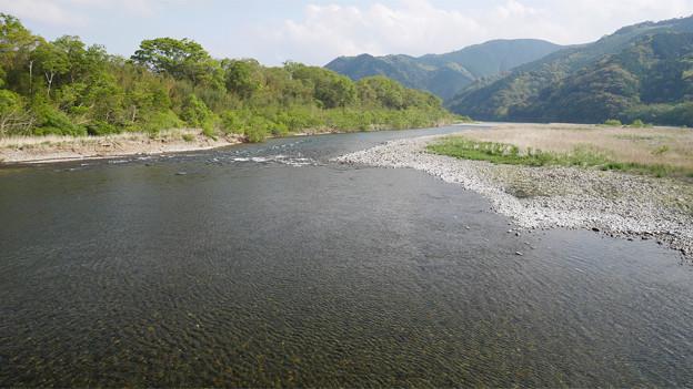 四万十川 佐田沈下橋 (9)