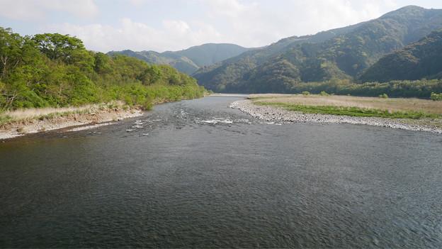 四万十川 佐田沈下橋 (6)