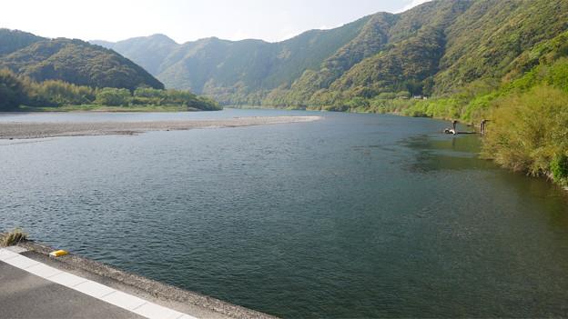 四万十川 佐田沈下橋 (5)
