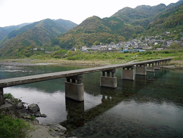 浅尾沈下橋(16)
