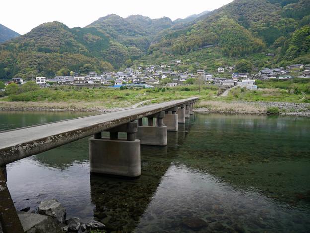 浅尾沈下橋(17)