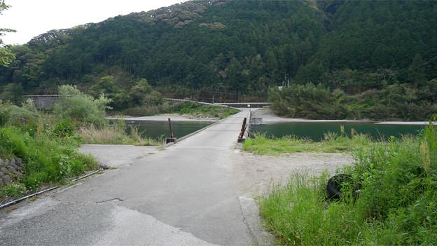片岡沈下橋(3)