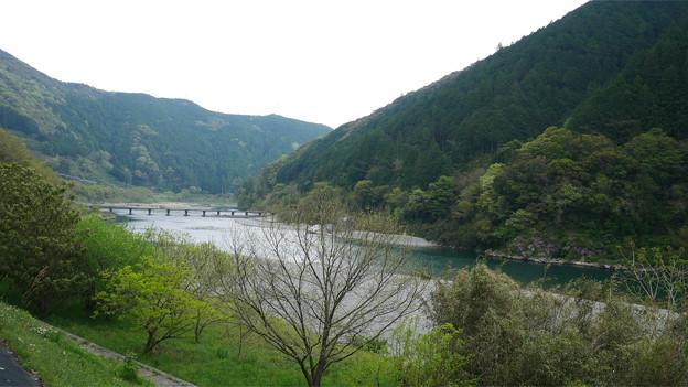 片岡沈下橋(1)