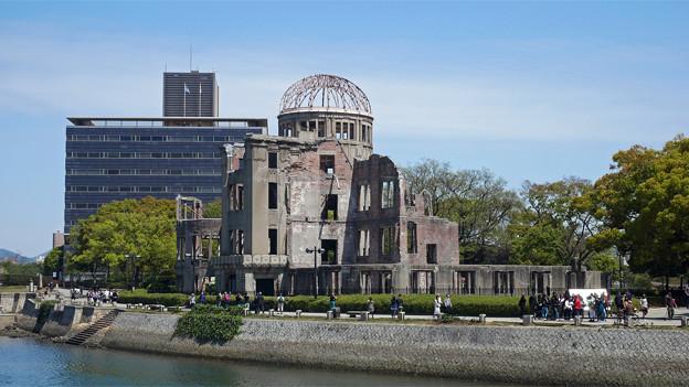 原爆ドーム@2018 (2)