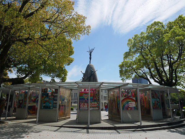 広島平和記念公園@2018 (18) 原爆の子の像