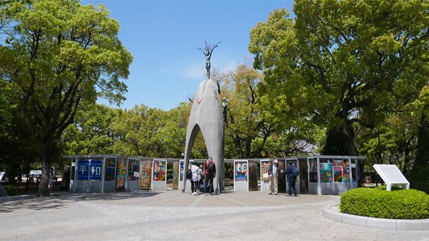 広島平和記念公園@2018 (16) 原爆の子の像