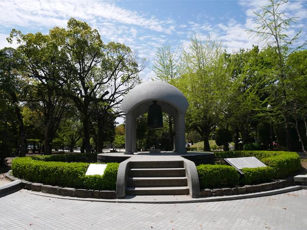 広島平和記念公園@2018 (19) 平和の鐘