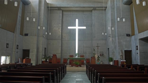 写真: カトリック長府教会 (1)