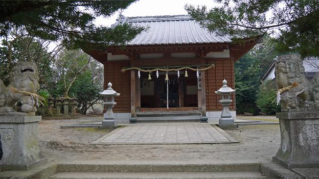 Photos: 国見町の熊野神社