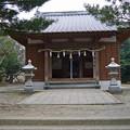 写真: 国見町の熊野神社