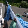 Photos: 相島 (1) 新宮港のフェリー乗り場